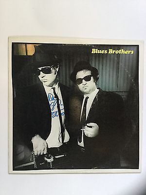 Blues Brothers Briefcase full of Blues lp signed by Dan Acroyd