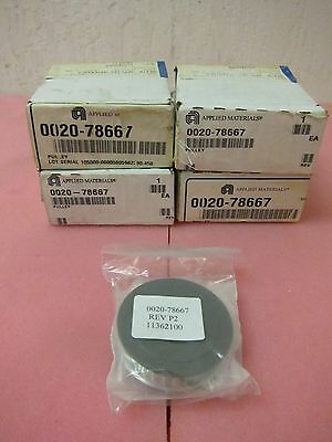 4 AMAT 0020-78667 Pulley