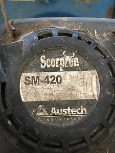 Scorpion  SM420 lawn mower Ashbourne Alexandrina Area Preview