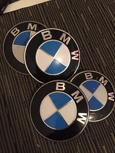 Bmw replacement badges Lot for $110