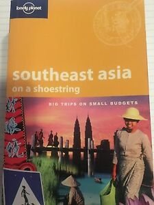 Lonely planet- Southeast Asia Mount Stuart Hobart City Preview