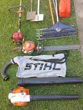 Lawn mowing and gardening tools.. start your own business Brisbane City Brisbane North West Preview