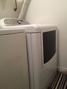 Whirlpool Cabrio Steam Dryer and Inglis Washer
