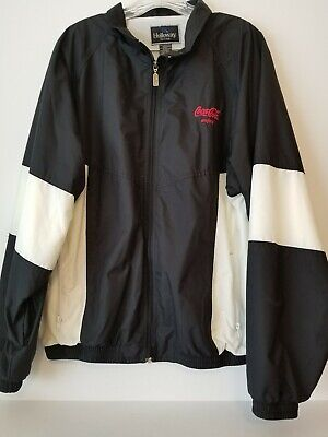 Coca Cola Windbreaker/Jacket Size Large