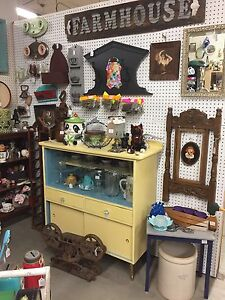 Booth 802 at One of a Kind Antique Mall in Woodstock