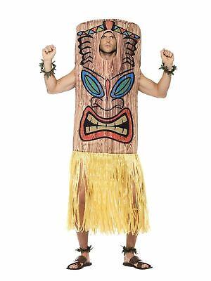 Tiki Totem Fancy Dress Costume - Tiki Costume