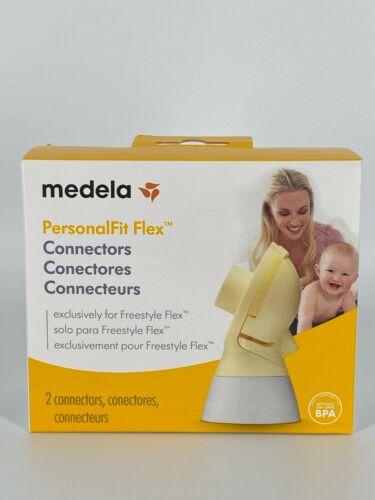 3 Boxes of Medela PersonalFit Flex Connectors Set - 2 Per Box - Factory Sealed