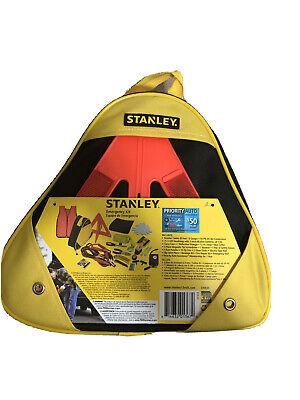 Stanley Emergency Roadside Kit ERK3S Jumper Booster Cables