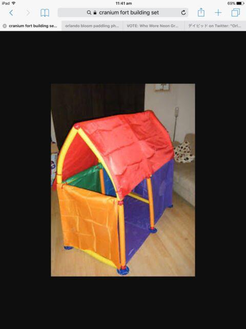 Cranium Mega Fort Set   Toys - Indoor   Gumtree Australia Armadale Area - Camillo   1142949894 & Cranium Mega Fort Set   Toys - Indoor   Gumtree Australia Armadale ...