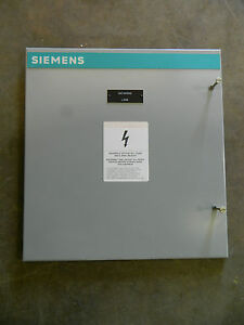 Siemens 9 001 71365 01 Mcc Motor Control Center Panel Cover 20 X21 20 X 21 Ebay