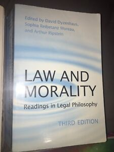 uwindsor textbook (Law and Morality)