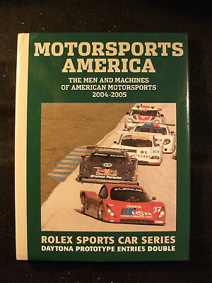 Motorsports America (Hardcover, 2005) Rolex Sports Car Series