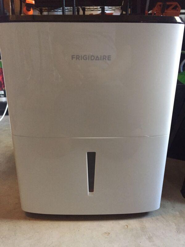 Frigidaire FFAD5033W1E 50 Pint Dehumidifier - White