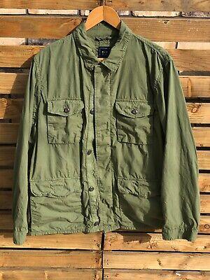 "Gap OD Military BDU Jacket  XL 48"""