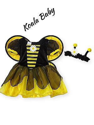 Koala Baby Bumble Bee Costume Kids Costumes Halloween Costume Little Stinger NWT](Bee Stinger Costume)