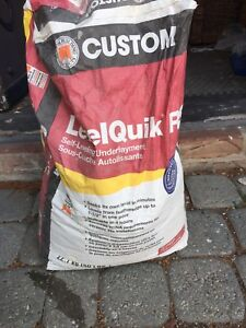1/2 bag of Level Quick RS