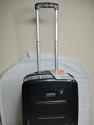 "Samsonite Winfield 2 Fashion Hardside 20"" Carry-On Spinner Brushed Anthracite"