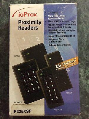Kantech Ioprox Xsf Format P225xsf Proximity Reader Access Control Mullion Frame