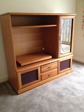 TASMANIAN BLACKWOOD CABINET - PRICE DROPPED BY $300 Skye Frankston Area Preview