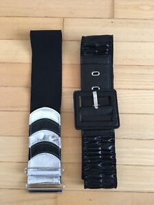 Large Accessory Belts