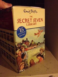 BRAND NEW SECRET SEVEN 15 BOOK SET BY ENID BLYTON Southern River Gosnells Area Preview