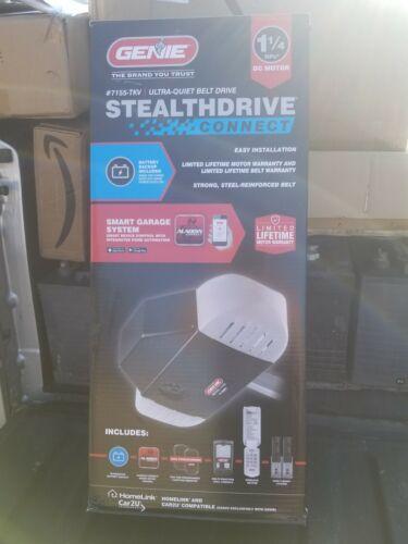 GENIE StealthDrive Connect 1-1/4 HPC DC Motor Smart Garage Door Opener 7155-TKV
