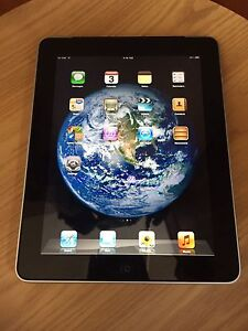 iPad 1-16GB wifi+cellular Camp Hill Brisbane South East Preview