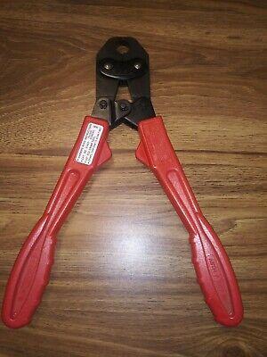 Ridgid 38 Manual Pex Crimp Tool Cat No. 23443 Astm F 1807 2