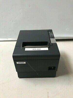 Epson Tm-t88iv Pos Usb Thermal Receipt Printer M129h 1