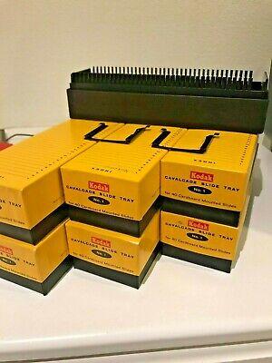 Kodak Cavalcade 40-Slide Trays