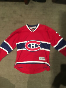 Authentic Montreal Canadiens Hockey Jersey - Carey Price (Large)