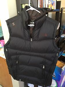 North Face Goose Down Men's Vest