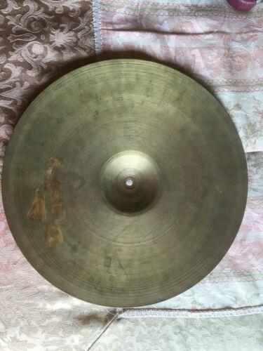 """A Zildijian 15"""" Cymbal"""