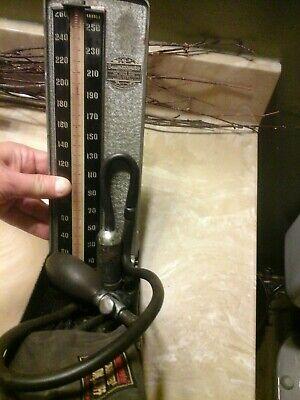 Baumanometer Blood Pressure V-lok Cuff Large Cuff Mod 300