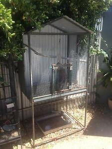 Large bird cage/aviary Port Noarlunga Morphett Vale Area Preview