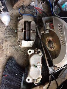 JFJ race brake calipers