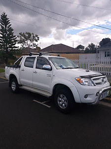 2006 Toyota Hilux SR5 Duelcab 4x4 Diesel Turbo Tullamarine Hume Area Preview