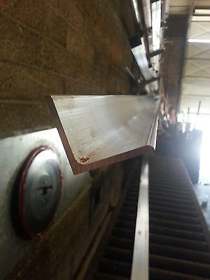 Aluminum Angle 6061 T6 3 X 3 X 14 Wall X 12