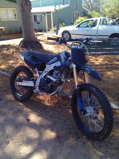 Orion 250 dirtbike