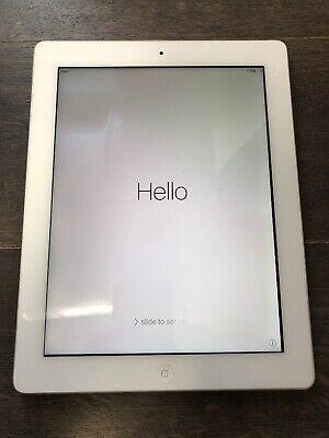 Apple iPad 3rd Gen. 16GB, Wi-Fi, 9.7in - White - AP3