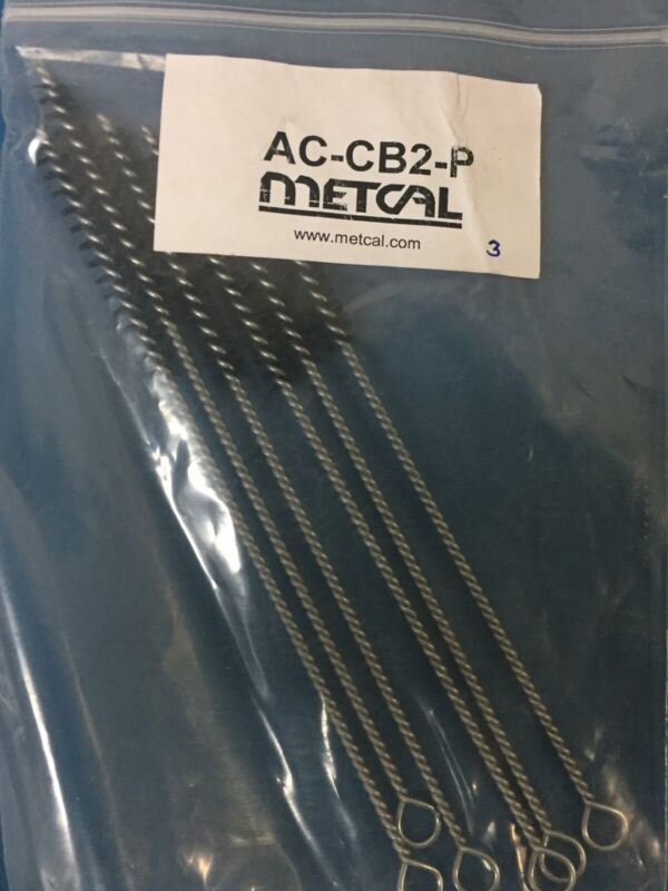 Metcal AC-CB2-P, Tube Cleaning Brush For MX-DS1 Hand-Piece, BRAND-NEW