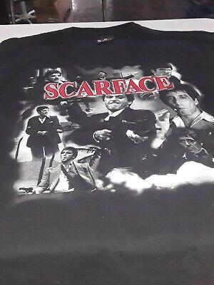 Vintage Scarface Shirt Size Adult Large 1b
