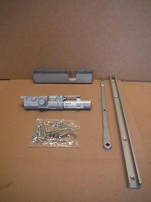 Lcn Ir Door Closer Super Stock 1461t Aluminum Finish Industrial Doors Office