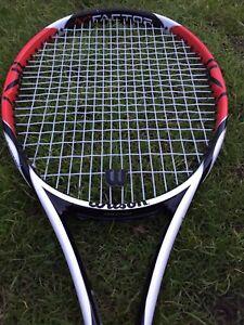 Wilson Six.One k-factor tennis racquet
