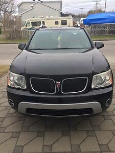 Pontiac torrent 4x4