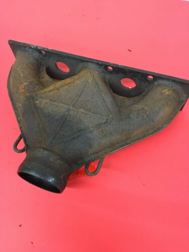 1998 Polaris Indy XLT SP Exhaust Manifold W Y-Pipe, Cylinder Collector 96 97 98