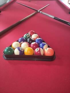 Pool Table $350 ONO