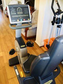 Recumbent Exercise Bike TECHNO GYM