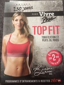 Programme d'exercice Top Fit