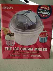 Sunbeam Ice Cream Maker Mayfield East Newcastle Area Preview